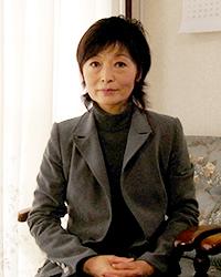 中里加壽子プロフィール写真